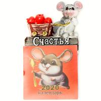 К8054 Мышка блокнот 12,5*6,5 см (12)