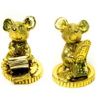 К8025 Символ года Мышка 4*5 см(8)