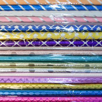 К8425 Набор упаковочной бумаги 4 шт 50*70 см