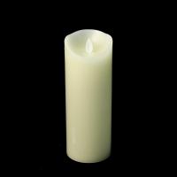 К8123-2 Свеча мерцающая, светодиодная 12,5 см