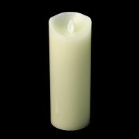 К8123-4 Свеча мерцающая, светодиодная 18 см