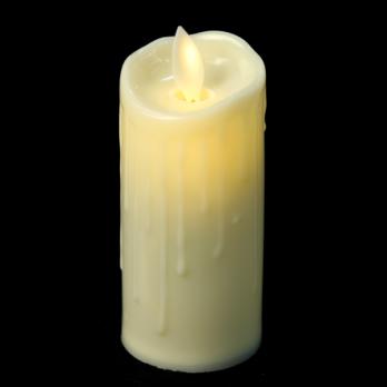 К8125-4(12) Свеча мерцающая, светодиодная 12 см