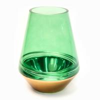 К8365-2 Ваза стекло 14*16 см