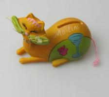 CW021 Копилка кошка