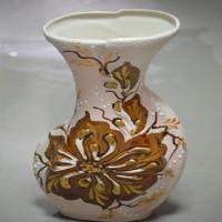 ваза настольная фантазия средняя к/ш