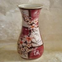 ваза напольная осень китайская сакура
