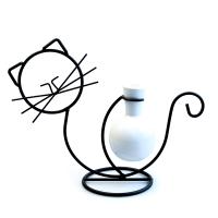 К8871 Изделие декоративное Кошка 19*22 см