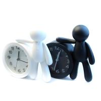 К8570 Часы-будильник 17*16,5 см кварц
