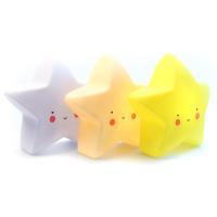 К8639 Светильник-ночник Звездочка 13*13 см (3 цвета)