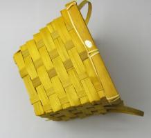 К8370 Декоративная корзина 12*5*15 см