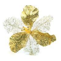 К8389 Декоративное изделие Цветок 30 см