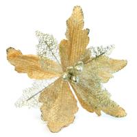 К8392-3 Декоративное изделие Цветок 35 см