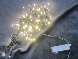К8162-2 Гирлянда новогодняя 3 м 200 шаров (теплый свет)