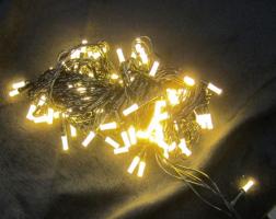 К817 Гирлянда новогодняя 100 ламп 9 м