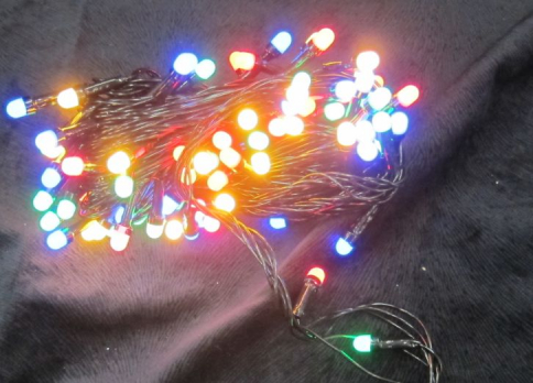 К8172 Гирлянда светодиодная 100 ламп 9 м