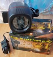 Новогодний Лазерный проектор 803