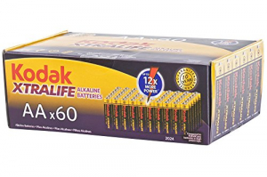 Бат. Kodak LR03-60 (4S) colour box XTRALIFE