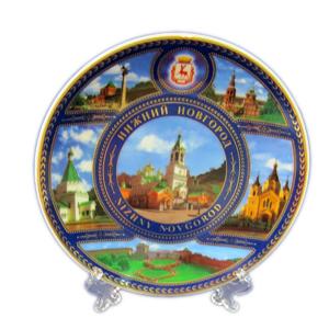 15-K6-76 (6) Тарелка Нижний Новгород