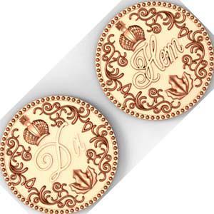 Монета М-01  Да-Нет