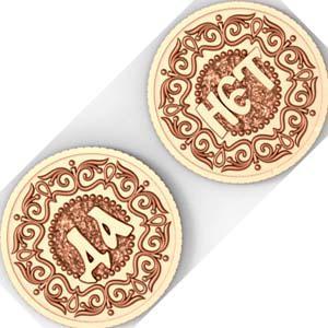 Монета М-02  Да-Нет