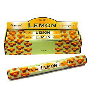 03283 Благовония SARATHI Лимон