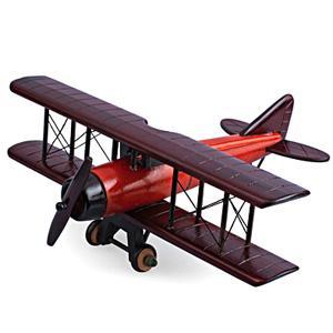 42032 Модель самолета дерево,руч.работа 26*6см