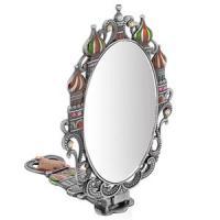 42520 Зеркало Храм на подст.10*12см
