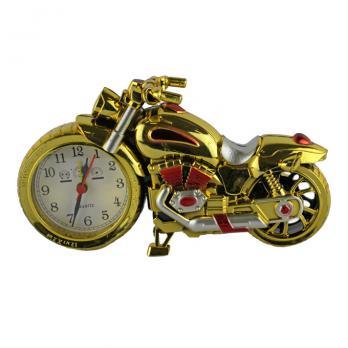 6926002 Часы-будильник Мото-Байк 21*4*12см