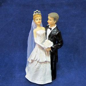 + BCG 09018 свадебные фигурки 8*6*15см