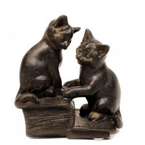 JNW 6418 (6) кошки 10*7*11см
