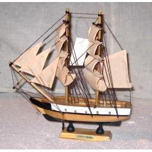 G 60454 корабль 24*5,5*24см