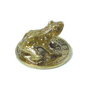 2-Жаба на монете