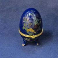 23230 Яйцо-шкатулка 5*7см