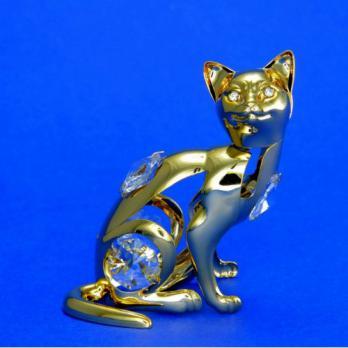 U-3746 Кошка с хруст.6*3,5*7см