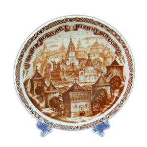 15-7BR-76 (6) Тарелка Нижний Новгород