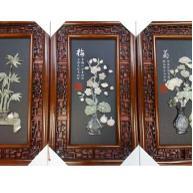 1501-11 А Картина с камнем, 60*36см