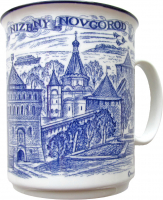 060-76 Кружка Нижний Новгород