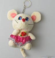 Брелок-игрушка Мышка 11 см L-28