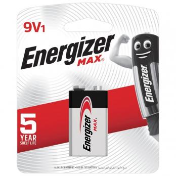 Бат.ENERGIZER 6LR6-1BL (крона) (12)