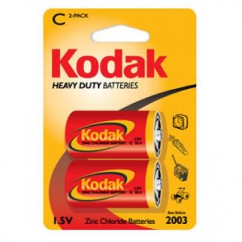Бат.KODAK Heavy Duty R20-2BL блистер (24)