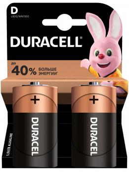 Бат.DURACELL LR20-2BL (20)