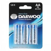 Бат.DAEWOO R6-4BL блистер (40)