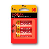 Бат.KODAK Heavy Duty R14-2BL блистер (20)