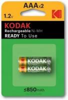 Бат.KODAK HR03-2BL (850mAh) аккум.(20)