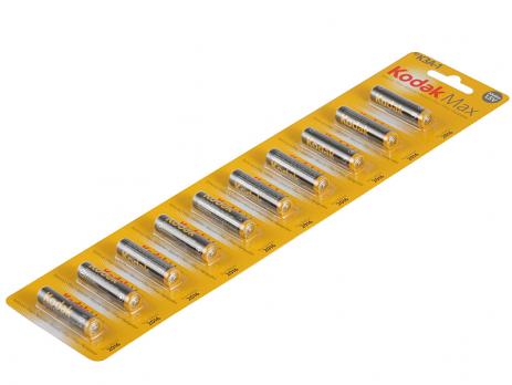 Бат.KODAK MAX LR03-10 BL (100)