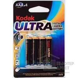 Бат.KODAK MAX LR03-4BL ULTRA Digital (40)