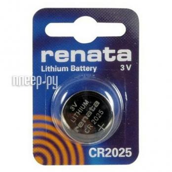 Бат.RENATA CR2025 (1)