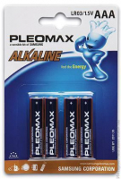 Бат.SAMSUNG Pleomax LR03-4BL (40)