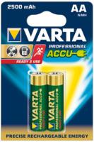 Бат.VARTA HR6-2BL (2500mAh) аккум.
