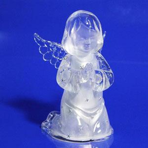 AK 7635 ангел со светом 14см